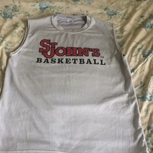 Other - St. Johns Basketball Men's Muscle Tee Size Small